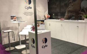 cylo exhibits at the b2c marketing expo